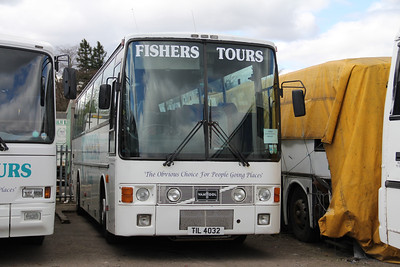Fishers Dundee TIL4032 Depot Dundee Apr 12
