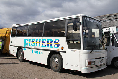 Fishers Dundee G21RHG Depot Dundee Apr 12