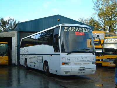 Earnside, Glenfarg T22DAF Depot Oct 02