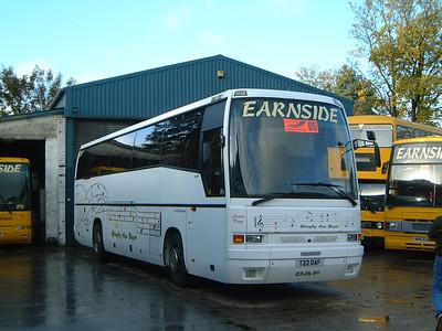 Earnside, Glenfarg T22DAF Depot Oct 02