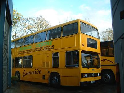 Earnsde, Glenfarg KYV295X Depot Oct 02