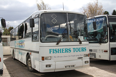 Fishers Dundee M778XHW Depot Dundee Apr 12