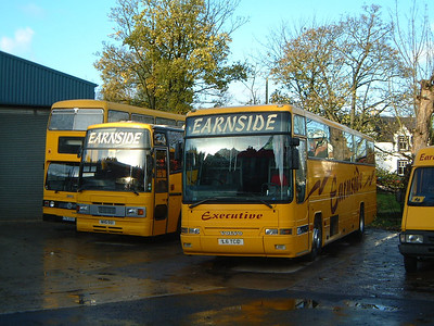 Earnside, Glenfarg L6TCC Depot Oct 02