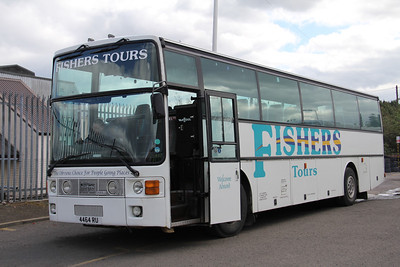 Fishers Dundee 4464RU Depot Dundee Apr 12