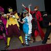 Boris Airay, Mary Gowland, Alice Liddell, Ace, and Stage Ninja