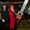 Sebastian Michaelis and Grell Sutcliff
