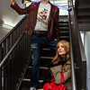 Travis Touchdown and Sylvia Christel