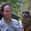 Eurasian Eagle Owl<br /> Center for Birds of Prey, Awendaw, South Carolina