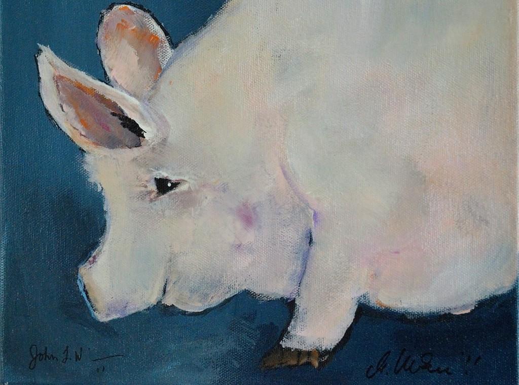 Piggy No.. 3