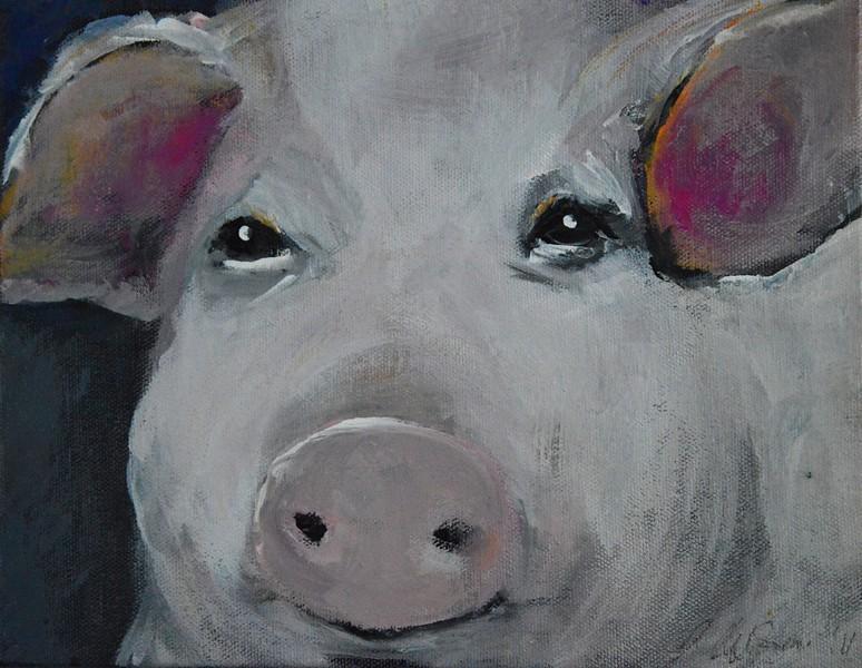 Piggy No. 1