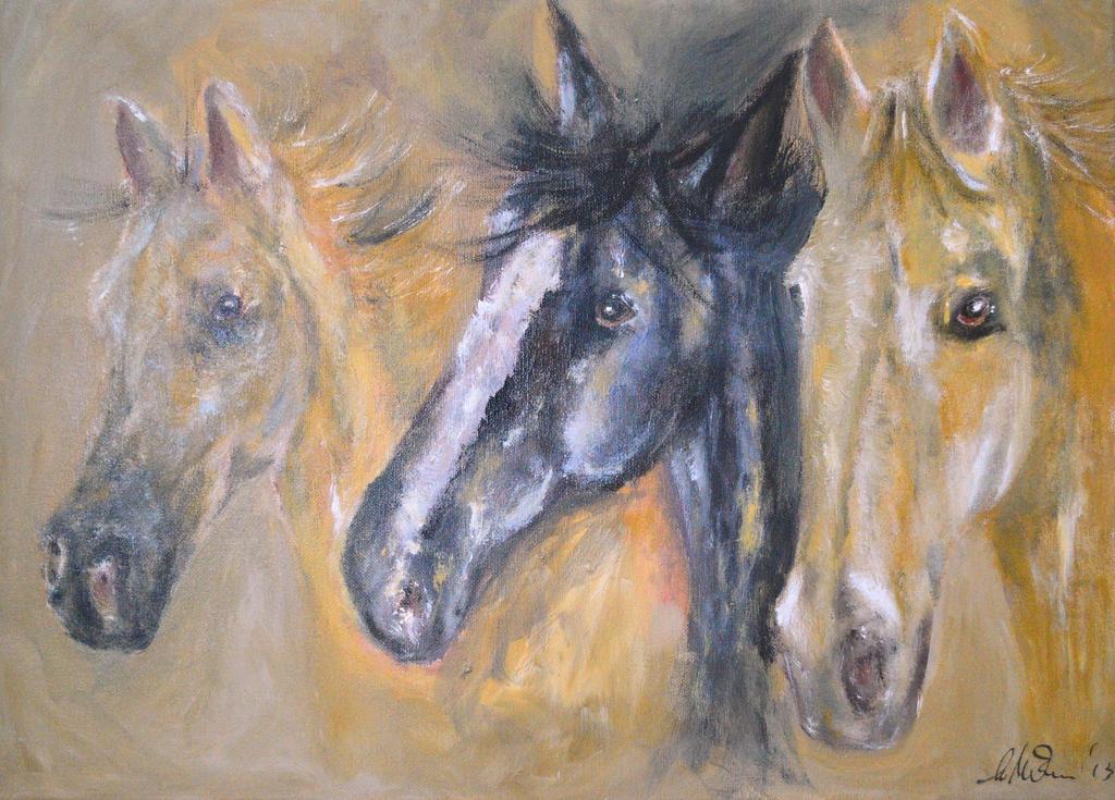 The Three Horses