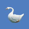 Swan, 5'H  #7135