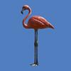 Flamingo, 26'H  #7166