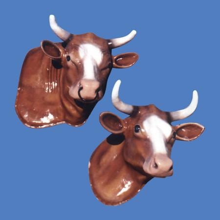 Giant Cow Head #7224