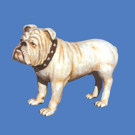 Bulldog, 3'  #7063<br /> Bulldog, 6'H  #7064