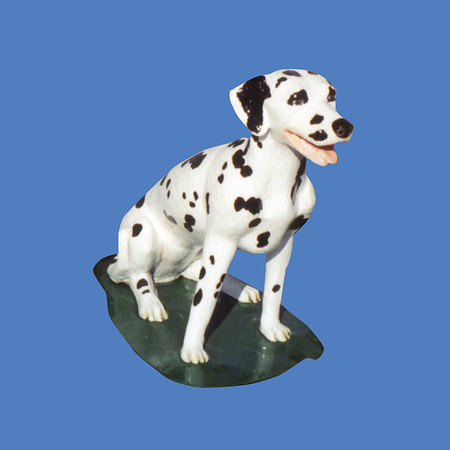 Life size Dalmatian #7065<br /> 2/3 size Dalmatian  #7102
