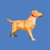 Dog, 9'H  #7083