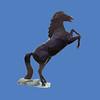 Rearing Horse #7017