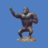 Gorilla, 11'H  #7073
