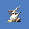 Rabbit, 2 1/2'H #7088