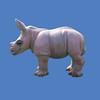 Baby Rhino #7192