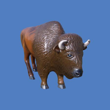 Buffalo Cow, life size #7241