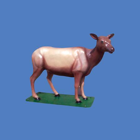 Elk Cow, life size #7027