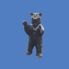 Black Bear, 8'H   #7031