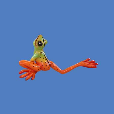 Fancy Frog, 4'H #7240