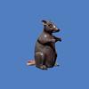 Rat, 4'H  #7100