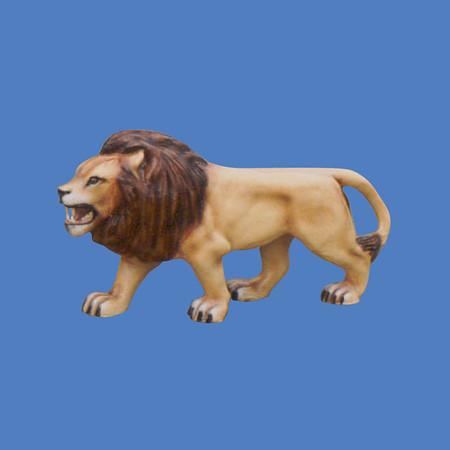 Lion, life size #7076