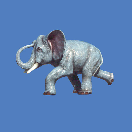 Elephant, 3'H  #7042