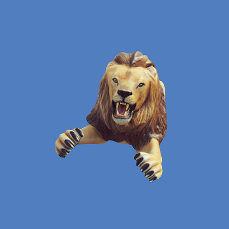 Lion Wall Mount #7150