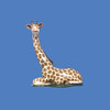 Sit On Giraffe, 2'H #7156