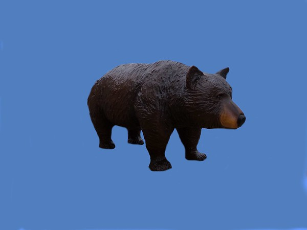 Brown Bear #7288 14'L X 8'H X 6'W