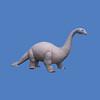 Dinosaur, 11'H x 19'L #7097