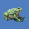Frog, 3'H  #7080