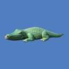 Alligator, 10'L  #7040