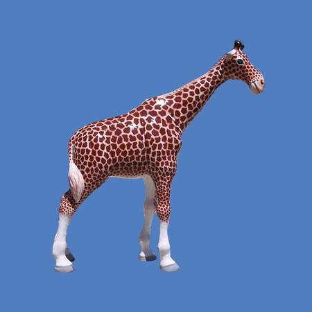 Giraffe, 10'H  #7047<br /> Giraffe, 15'H  #7048