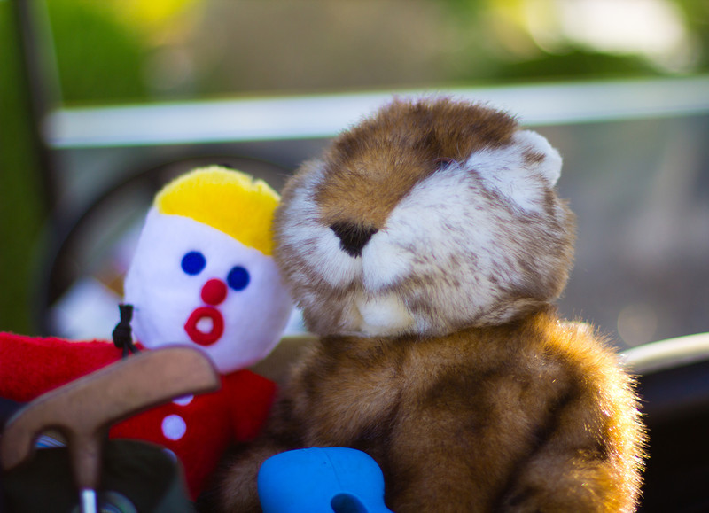1st Group: Mr. Bill & the Caddy Shack Gopher...