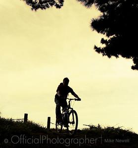 Rex mountain Biking, Bottlelake Forest, Christchurch.
