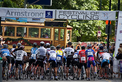 Christchurch festival of cycling.