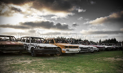 Woodford Glen Speedway,  Christchurch.