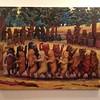 """Bear Dance"" (acrylic on canvas) by John Hemmen"