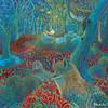 """Amoral Behavior"" (oil on canvas) by Christopher Lane"
