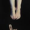 """Foot Fetish II"" (acrylic on canvas) by Erin Murray"