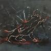 """El toro"" (oil on canvas) by Polina Motovilova"