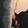 """Bindi"" (mixed media - Vitrail, acrylyc, copper foil) by Lyp Pépin"