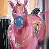 """The unicorn"" (acrylic on cavnas) by Alexey Goydenko"