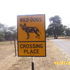 Crossing Place Sign